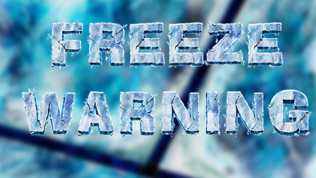 FREEZEWARNING